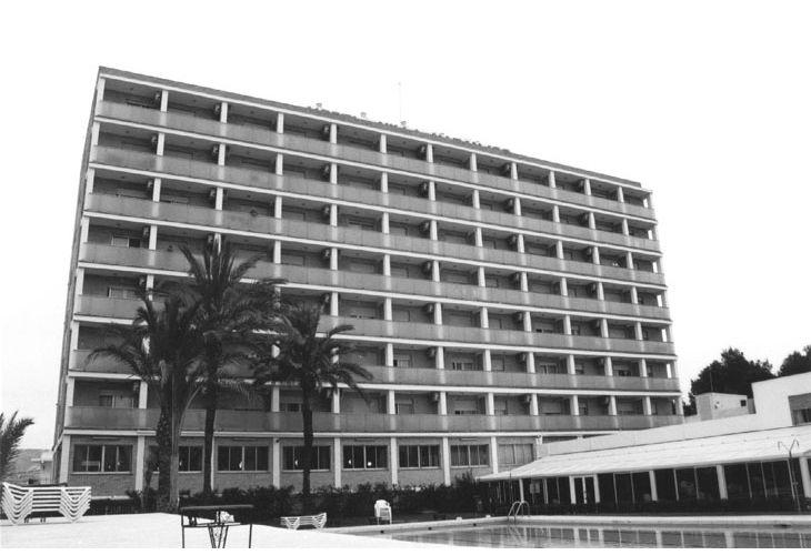 Hotel Villanaranjos · Restoration