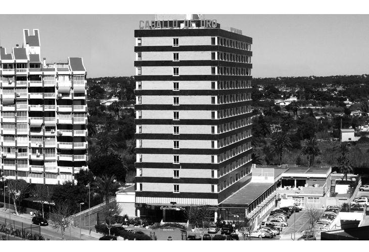 Hotel Caballo de Oro · Restoration