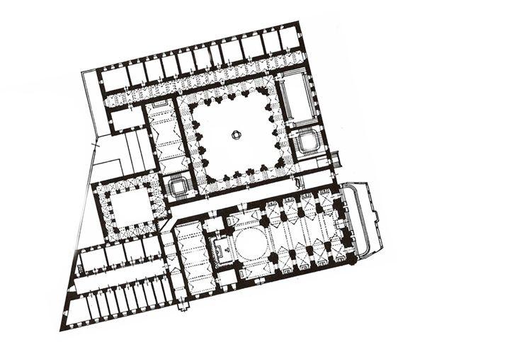 Restoration · Claustro de la Clerecía · Salamanca