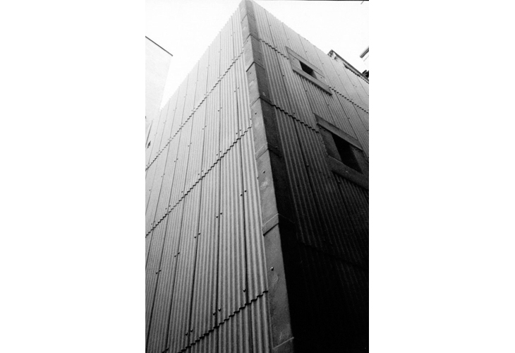Structural restoration · Wooden building